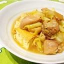 ガリバタ★鶏キャベツ