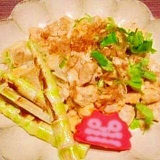 島豆腐☆豆腐炒め