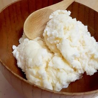 簡単おいしい!(^^)酒粕のアイスクリーム♪
