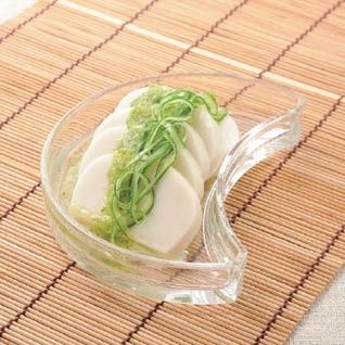 かまぼこときゅうりのサラダ
