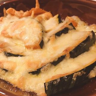 超時短で簡単な絶品カボチャのバターグラタン