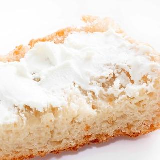 ホームベーカリー de そば粉のパン
