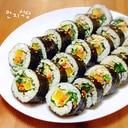 韓国 ツナ海苔巻き チャムチキムパプ