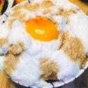 フワフワ卵かけご飯