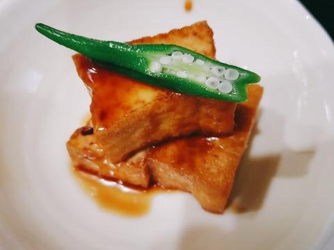 ♥️めちゃ楽♥️厚揚げ豆腐の照り焼き