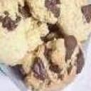 板チョコざっくりクッキー