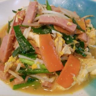 ごはんが進む!!沖縄の味!豆腐ちゃんぷるー☆