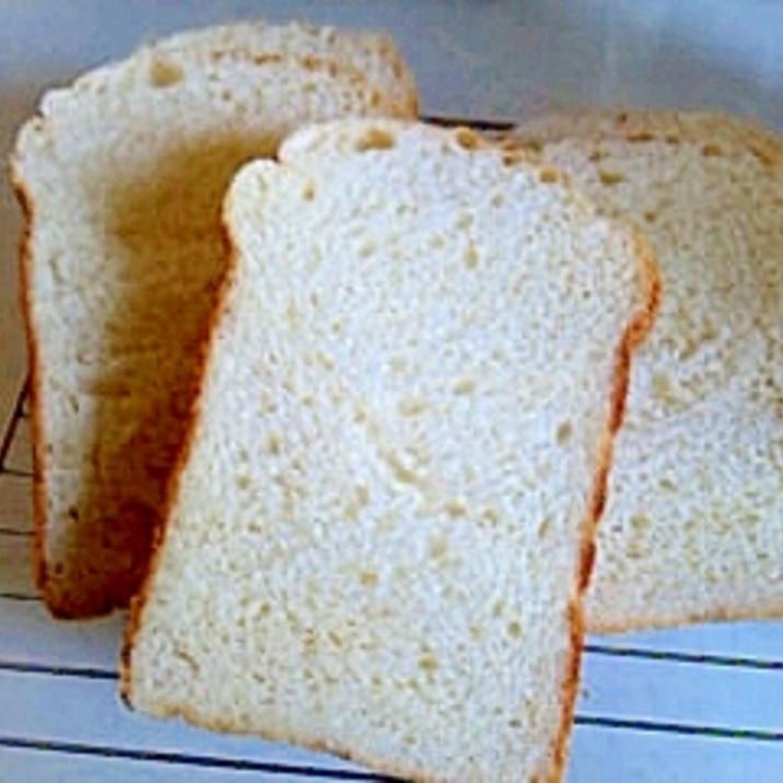 毎日食べたいふんわりミルク食パン