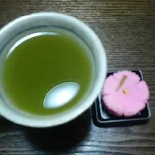 濃くて甘味のある♪緑茶のいれ方★