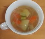 ホクホクじゃが芋☆コンソメスープ