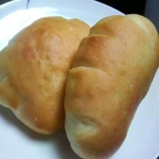 子どもが喜ぶ優しい味★シンプルなクリームパン