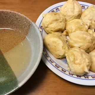 ふわっふわ☆出汁が美味しい☆明石焼き
