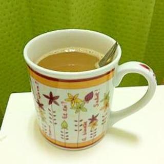ビターキャラメルリキュール☆コーヒー
