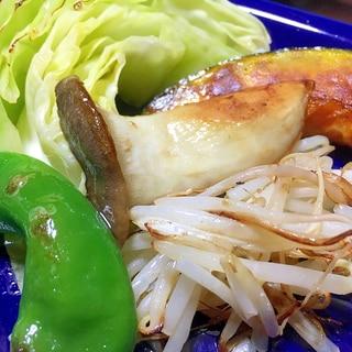 焼肉のお供☆ホットプレートで焼き野菜