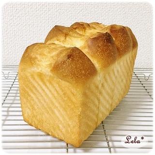 バタートップ食パン@ホシノ天然酵母