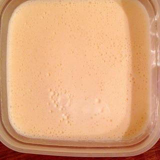 1分で完成☆アイスクリーム