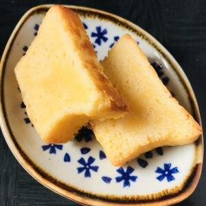 水切りヨーグルトで簡単♪ヘルシーチーズケーキ