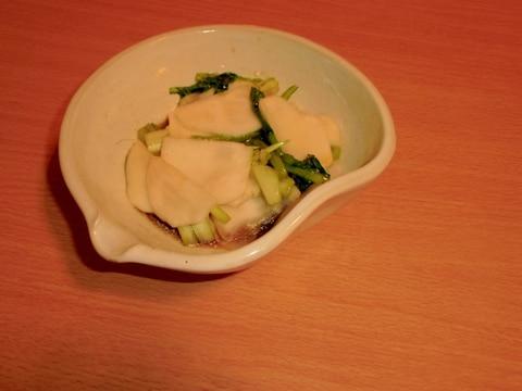カブの和風サラダマヨ丼