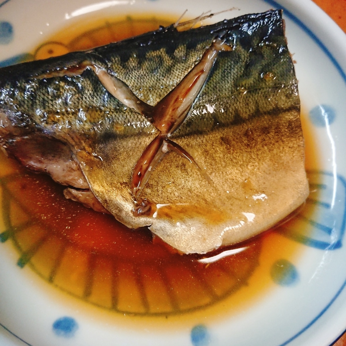 煮付け 鯖 の
