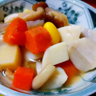 郷土料理のっぺ