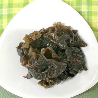 鼎泰豐で食べたキクラゲの酢の物