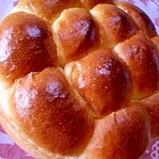 【HB★一次発酵】ふわふわ自慢ちぎりパン