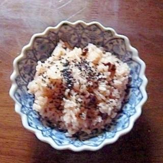 蒸し器で作る簡単赤飯
