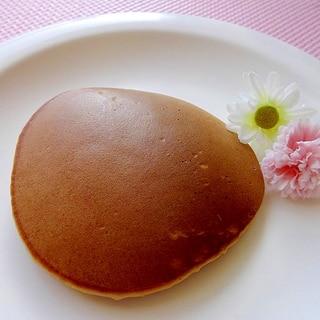 子供と作ろう♪簡単美味しい♪きなココアパンケーキ