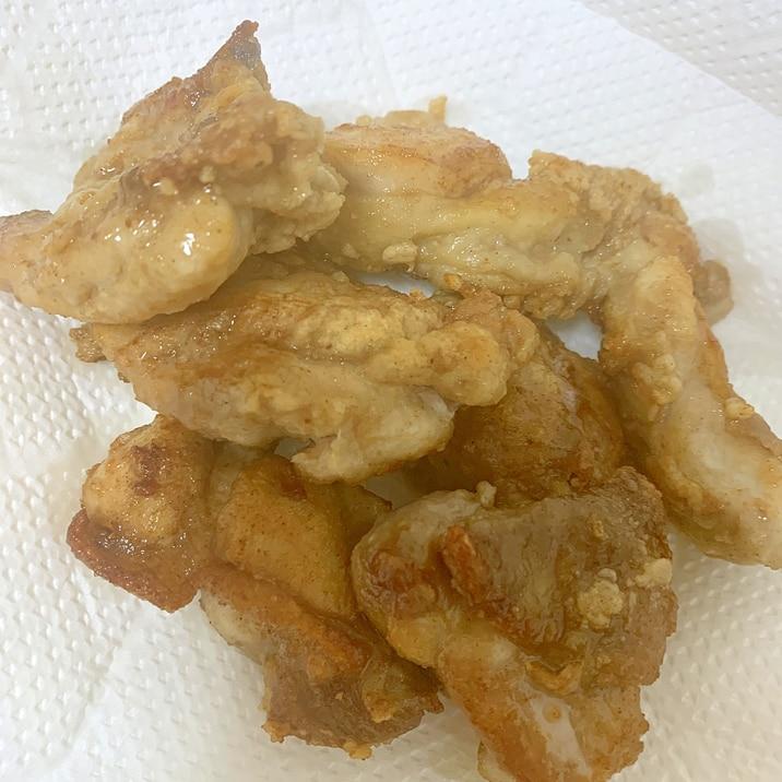 エスニック揚げ焼きチキン