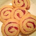 サクサクッ!ぐるぐる渦巻きクッキー