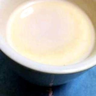 あったまるぅハチミツきな粉ホットミルク