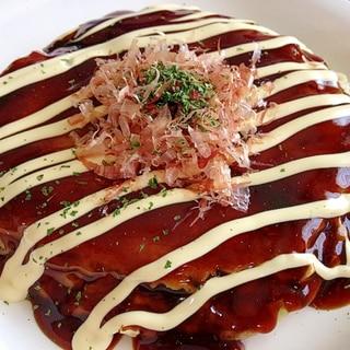 山芋たっぷり☆お好み焼き