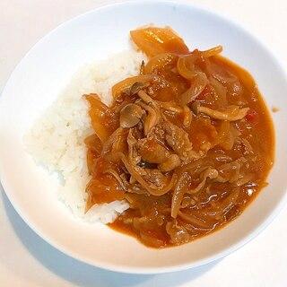 トマト缶とケチャップで作る☆絶品ハッシュドビーフ