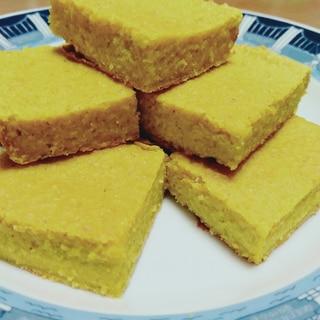 材料は4つだけ★ オートミール人参ケーキ★