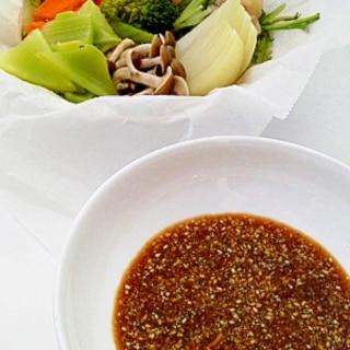 温野菜のタレ~にんにく醤油~