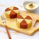 ふわもち!!電子レンジで簡単ダイエットパン