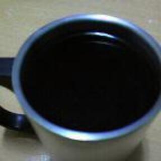 しょうが蜂蜜コーヒー