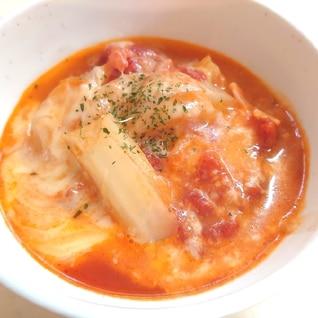 新たまねぎのトマト煮