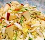 やわらか白菜とりんごのサラダ