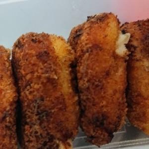 洋食屋さん風★カニクリームコロッケ