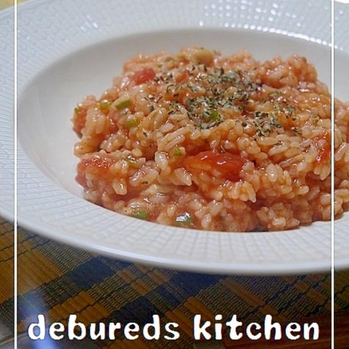 リゾット レシピ トマト