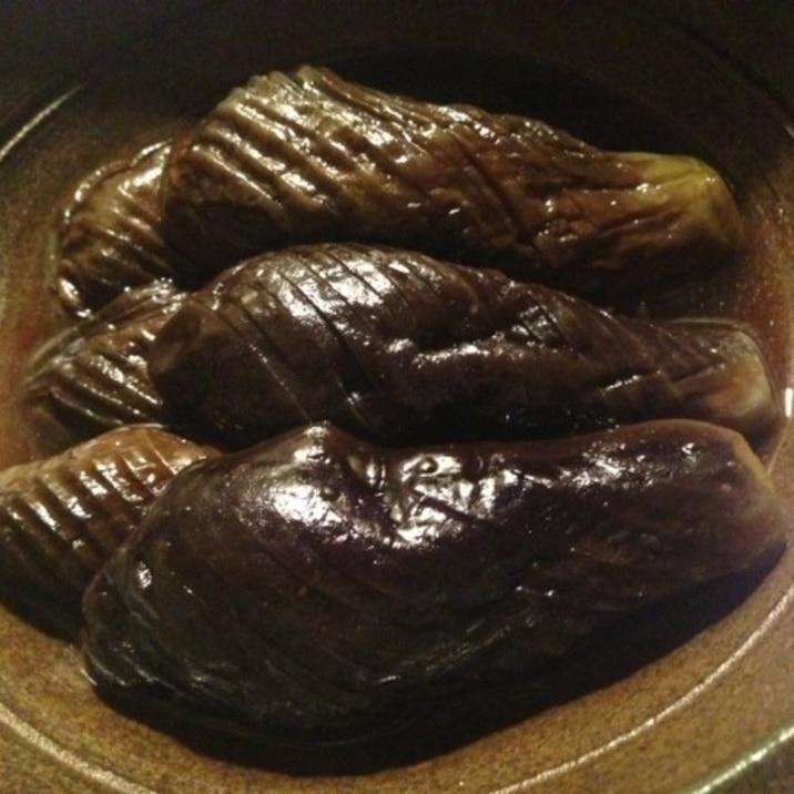 簡単!美味しい!茄子の煮浸し