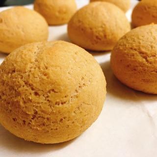 おからと米粉のグルテンフリーパン♪