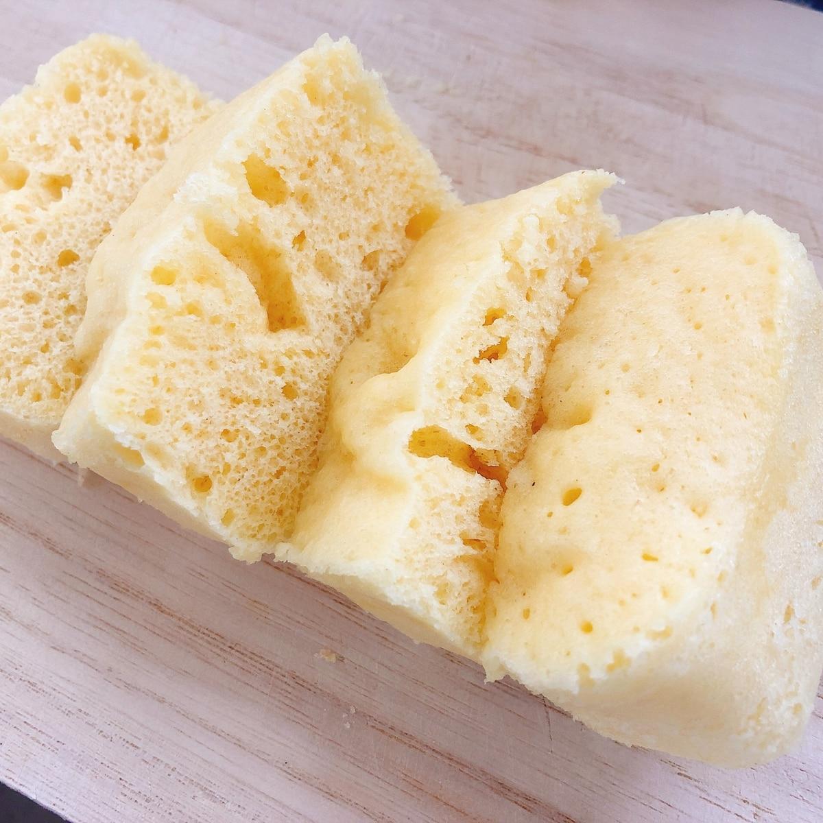たまご 蒸し パン ホット ケーキ ミックス
