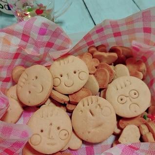 バター少なめサクサククッキー