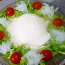 ♥ サラダ菊菜&豆腐&トマト&新玉のサラダ ♥