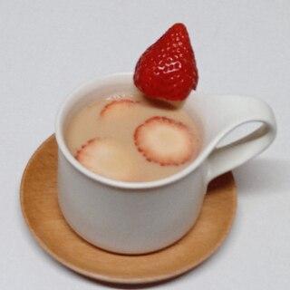 いちごミルク紅茶