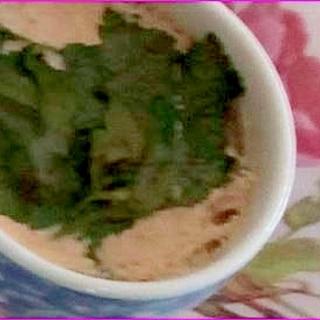 「創味のつゆ」で味付けする「茶碗蒸し」