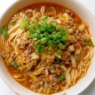野菜入り☆坦々麺☆