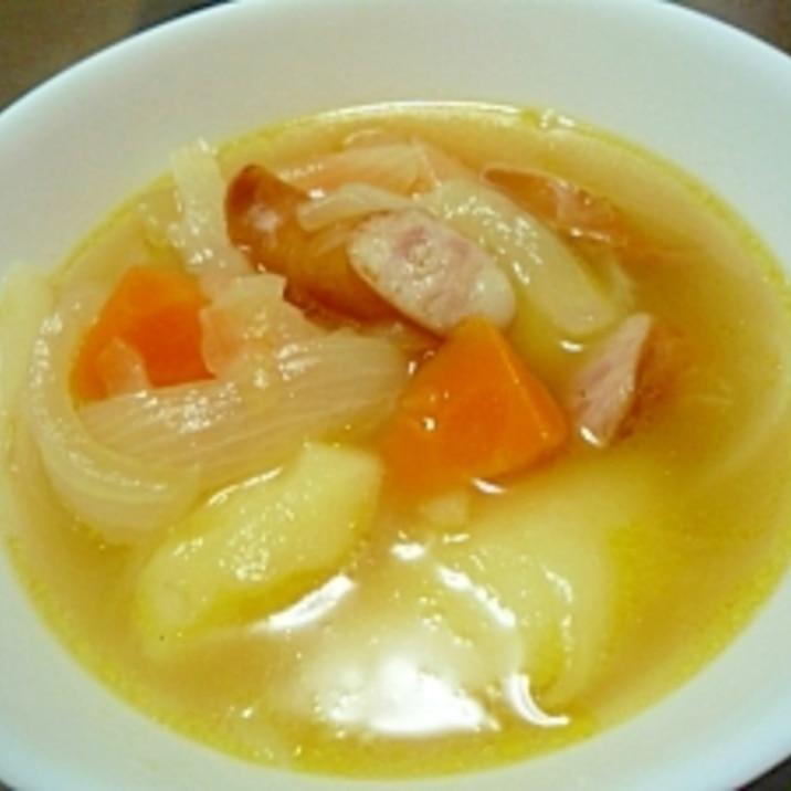 簡単スープ!ポトフ